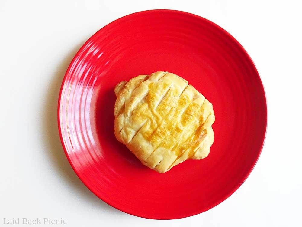 六角形のパイ