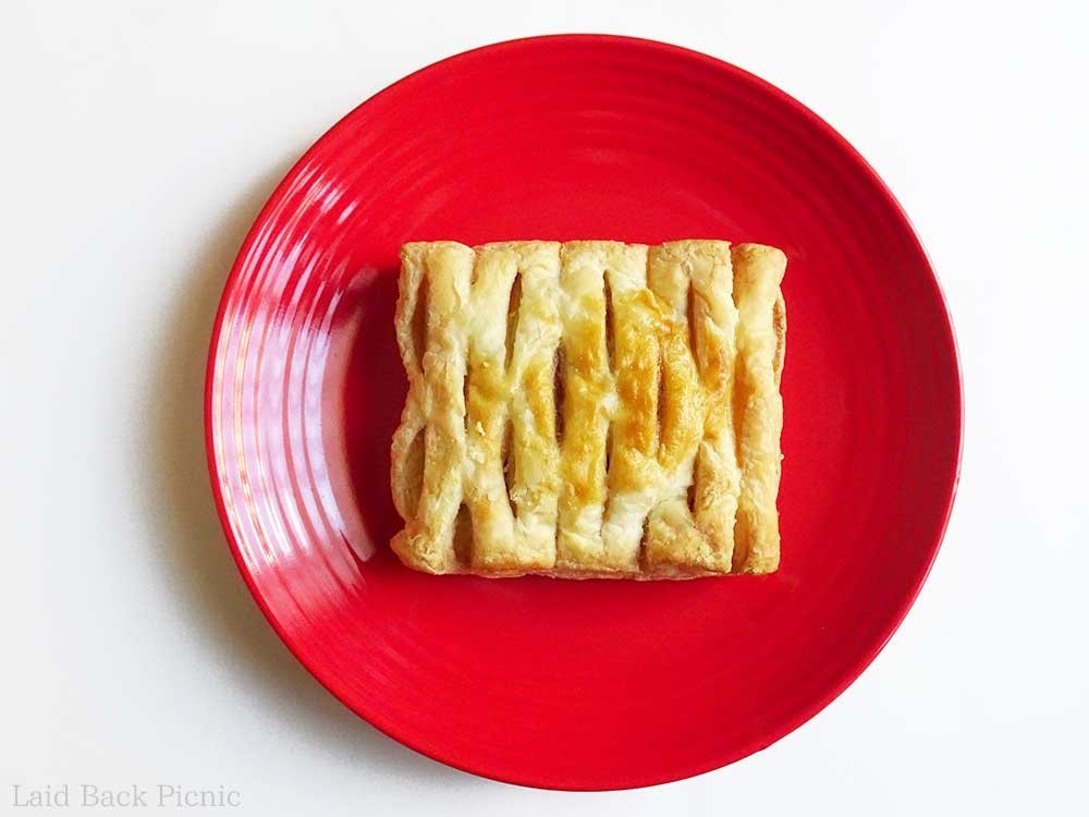 長方形のパイ