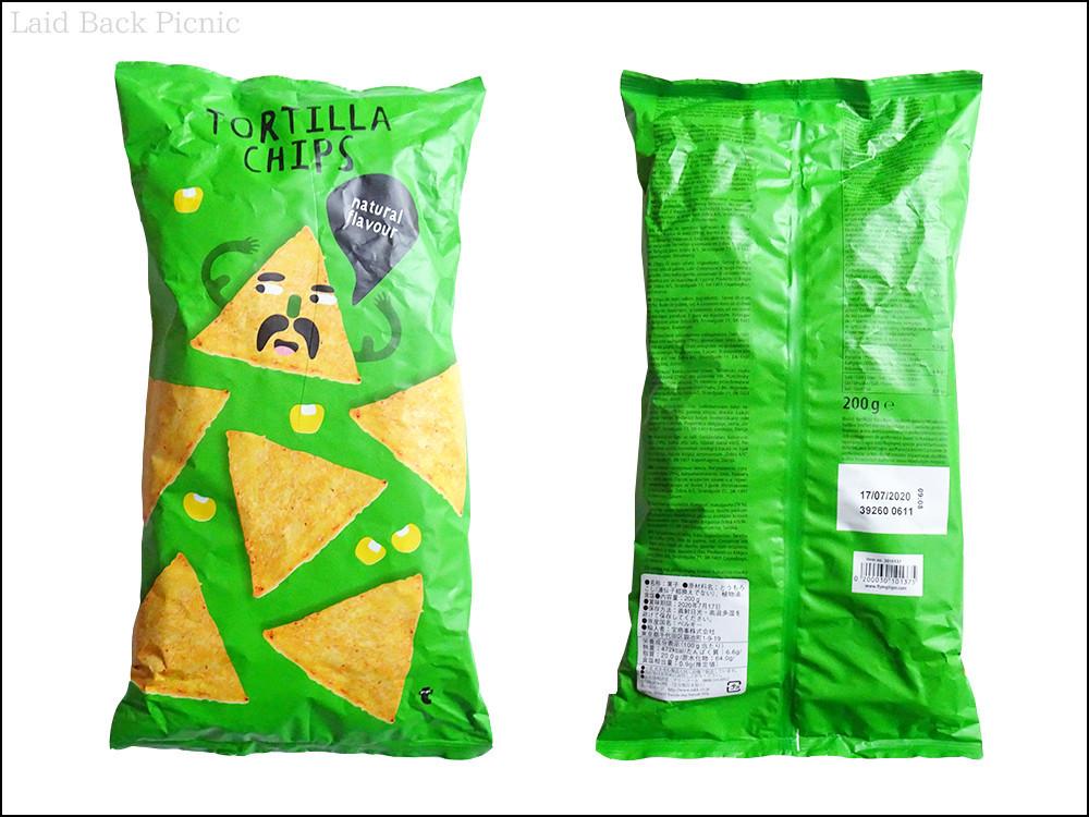 黄緑色が鮮やかなパッケージ