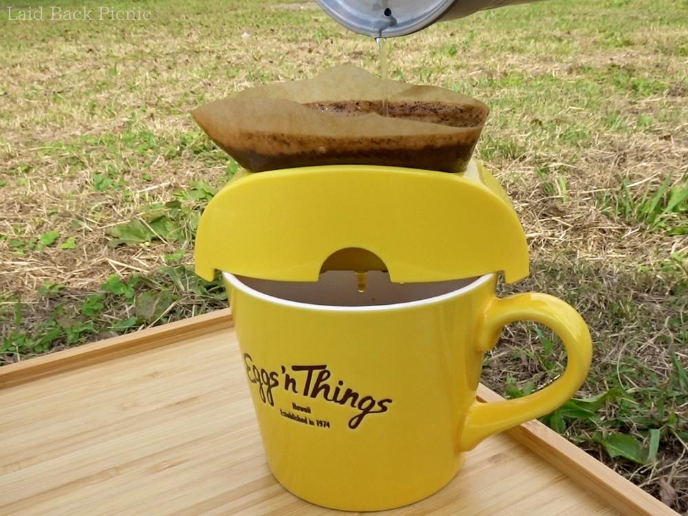 大きめカップにたっぷりコーヒーを作る