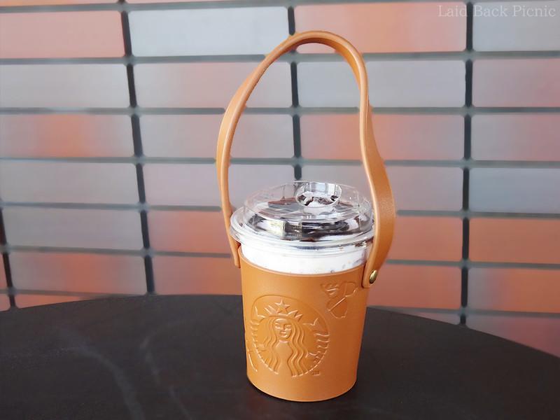 秋に通販限定販売されていたカップホルダー