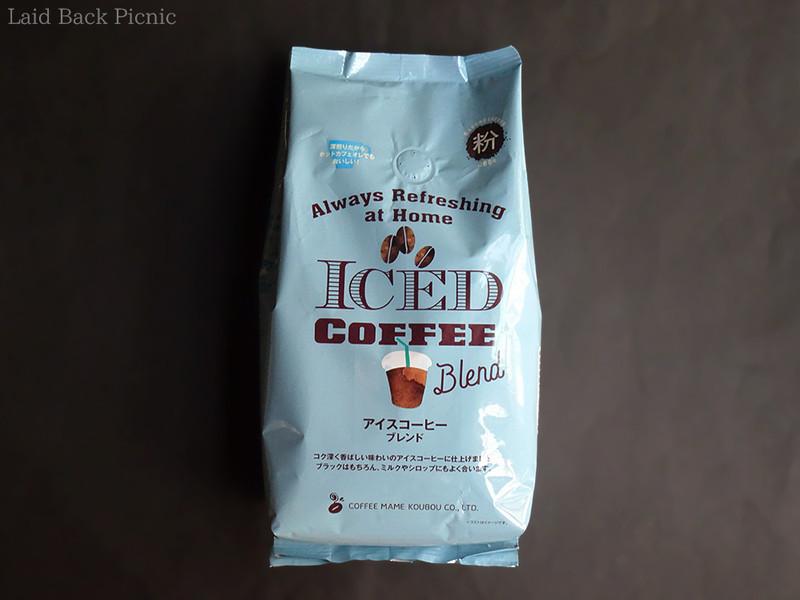 アイスコーヒー用のコーヒー豆