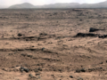 NASA Panoramic View From 'Rocknest' Position of Curiosity Mars Rover in Oct. and Nov. 2012