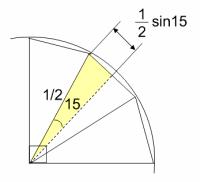 正12角形