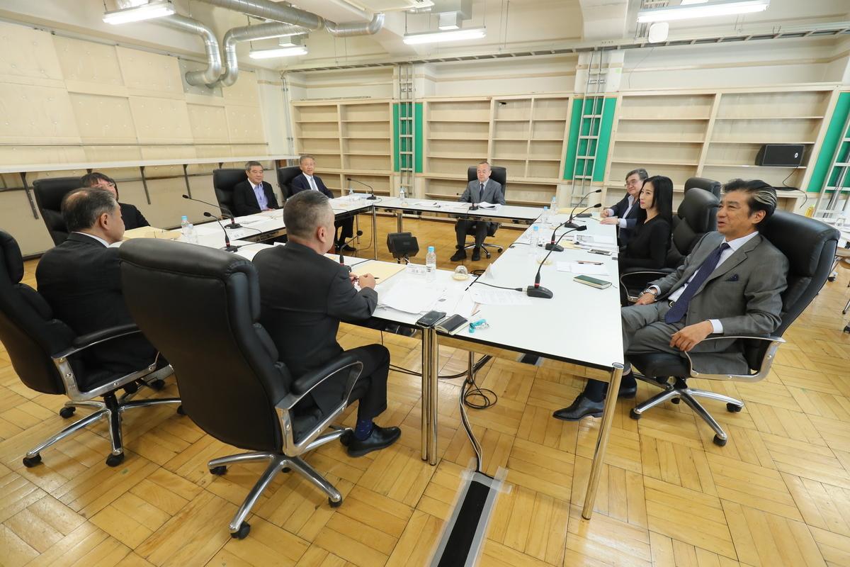 吉本興業経営アドバイザリー委員会のご報告の画像