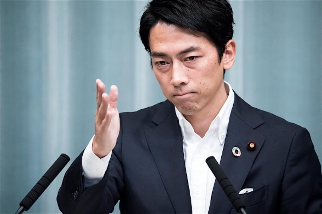 小泉進次郎環境大臣が直面する困難の画像