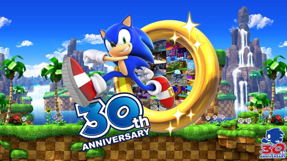 ソニック30周年 ソニックゲームを振り返る
