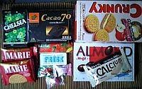 パチンコ景品お菓子