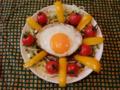 [レシピ]生野菜たっぷりカレー