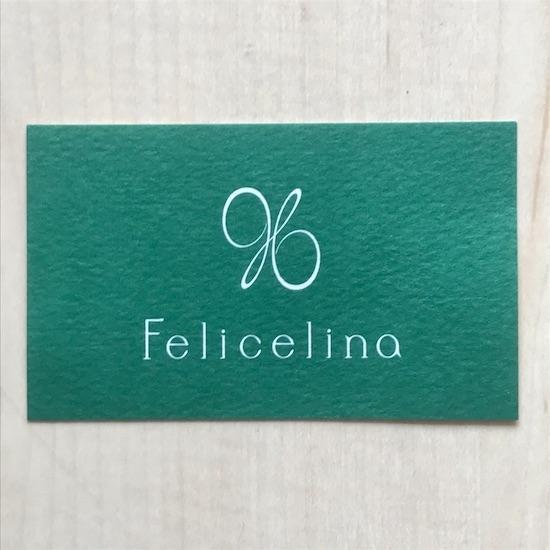 フェリチェリーナのショップカード