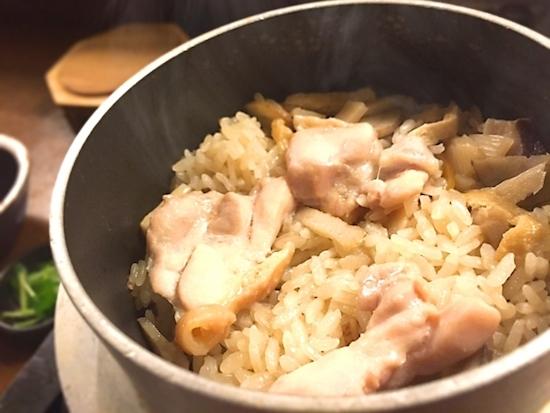 ボーンブロス炊き込みご飯