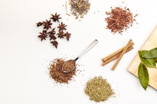 漢方の原料のイメージ
