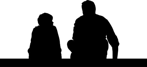 Father-And-Son-Sitting-Silhouetteのコピー.jpg