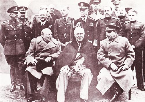 NHKスペシャル 映像の世紀 第7集 勝者の世界分割 東西の冷戦はヤルタ会談から始まった.jpg