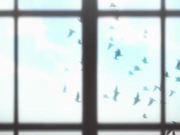 未だ定かならざる未来へ飛ぶ鳥