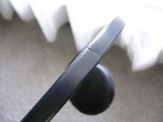 HP BT Stero Headsetネックストラップのヒビ