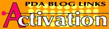 PDA BLOG LINKS Activasion