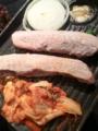 ソウルの台所のサムギョップサル