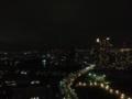晴海トリトンスクエア30階からの夜景