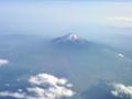 山梨県側からの富士山1