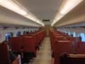 九州新幹線車内