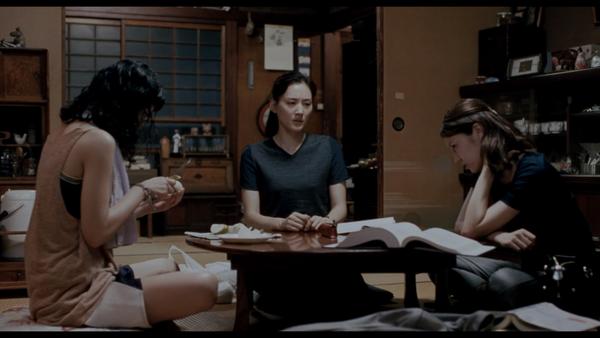 今日の映画「海街diary」(2015)
