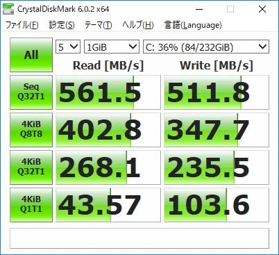 ガレリアDF|SSD