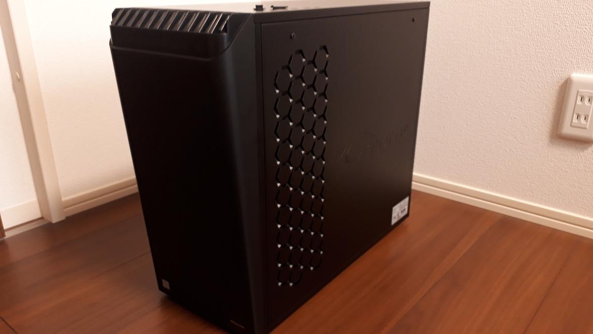 マウスコンピューター|NEXTGEAR i690GA4|サイド