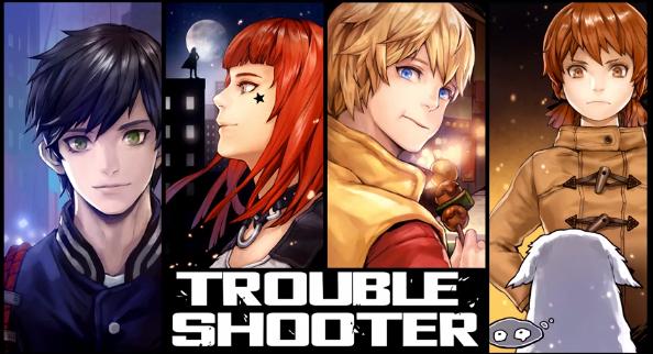troubleshooter|推奨スペック|最低必要動作環境