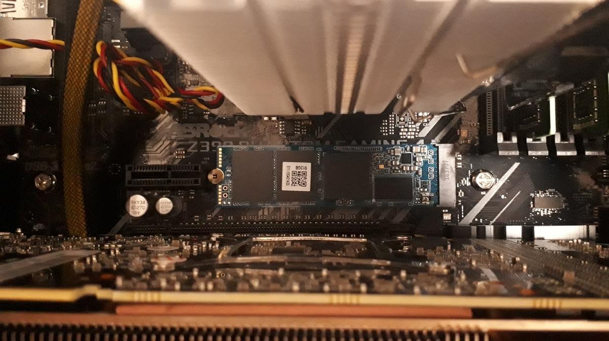 ガレリアZG SSD