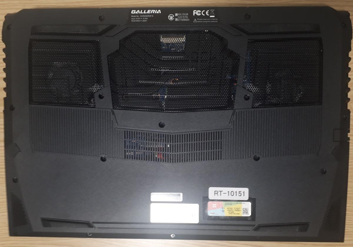 GCR2060RGF-E|背面