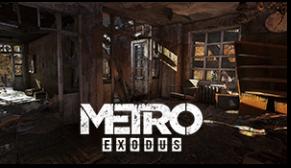 レイトレ対応ゲーム|METRO EXODUS