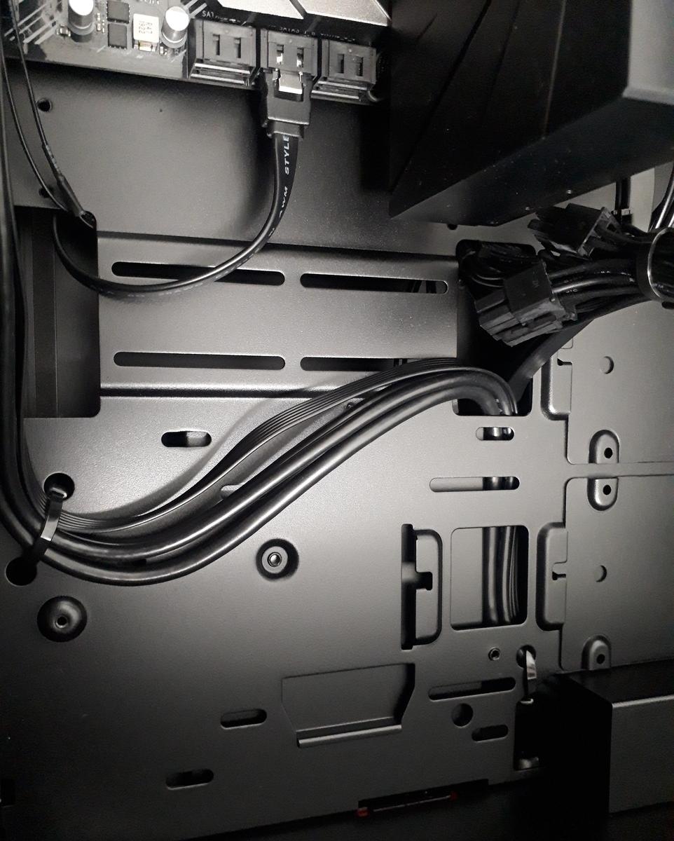 G-Tune HP-A|裏配線