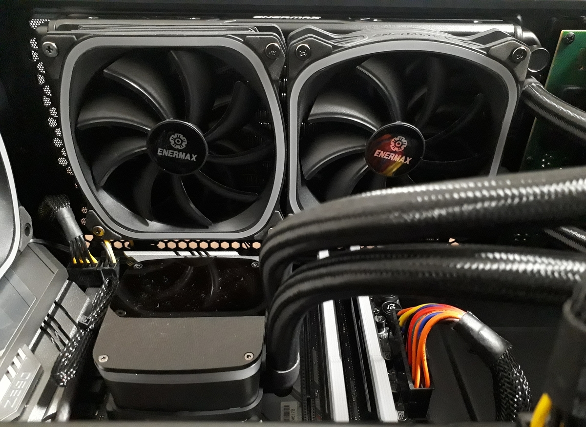 Astromeda AQUA|水冷式CPU冷却装置