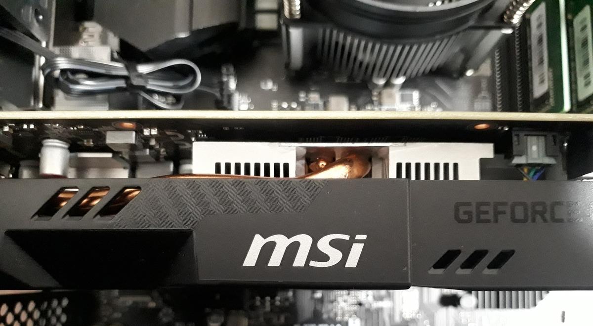 G-Tune PN-Z|GeForce GTX 1660 AERO ITX 6G OC