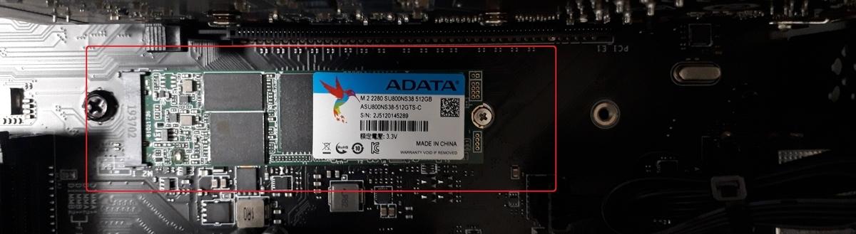 G-Tune PN-Z|SSD