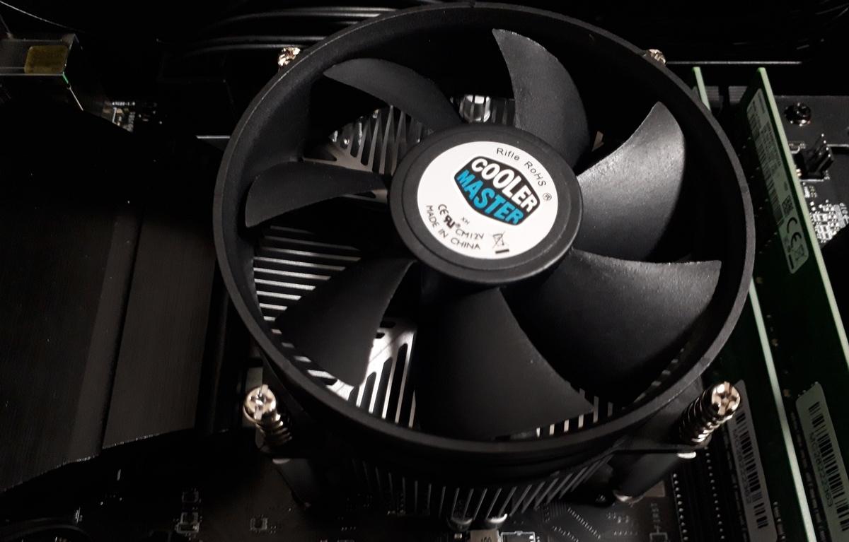G-Tune PN-Z|CPUファン
