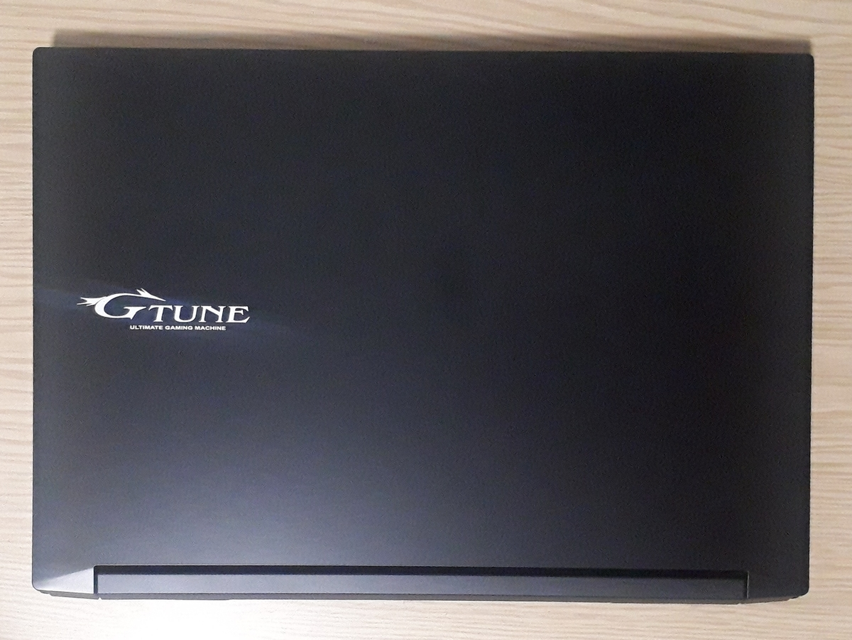 G-Tune P5|本体カバー
