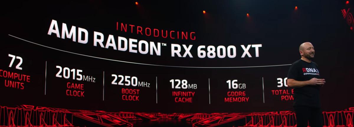 RX6800XT|性能|スペック