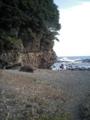河津浜左岸