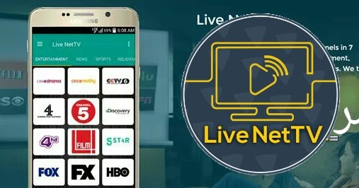 Live NetTV Download - Live NetTV Apk Download for Android