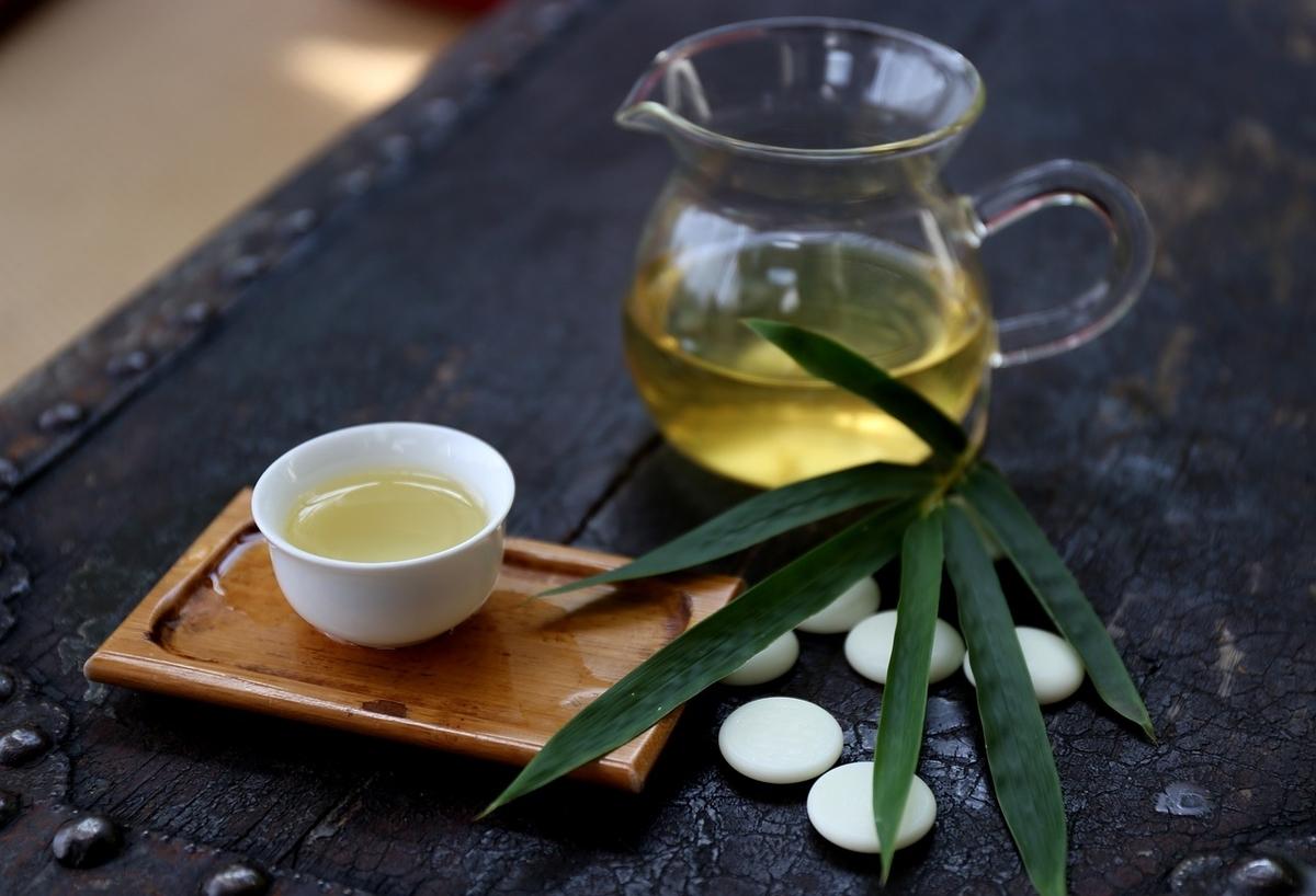 アンチエイジング 飲料 緑茶 効能