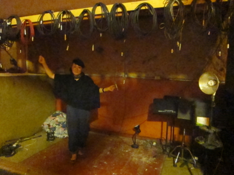 """Hi Records """"Drum Booth """""""
