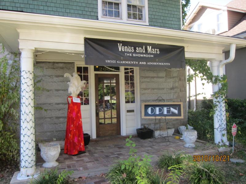 Venus and Mars (Karen Elson)