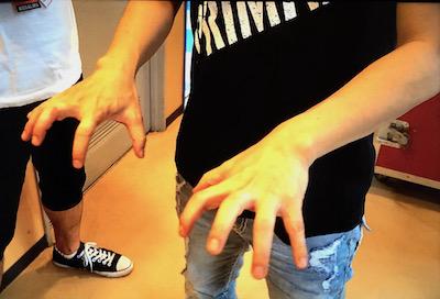 吉田PDの手