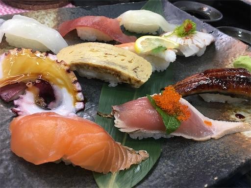 寿司ランチ2