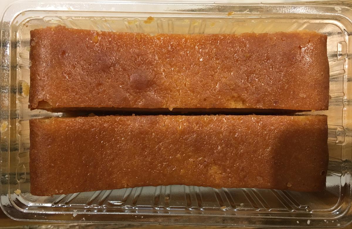 ベークドチーズケーキの中身