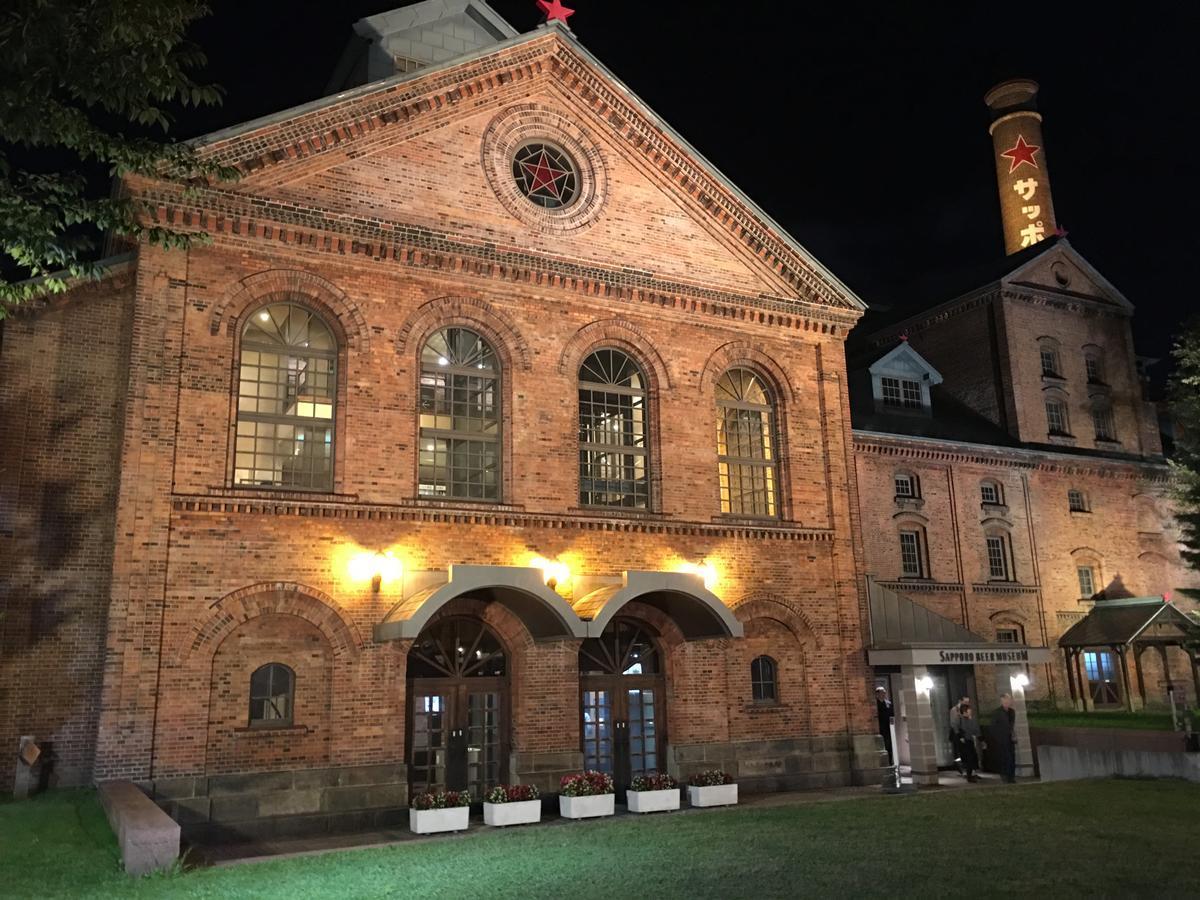 サッポロビール園のビール博物館