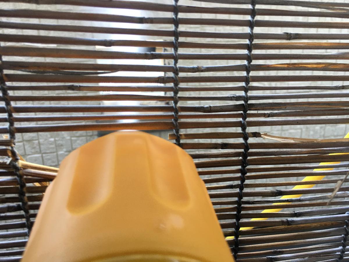 マグナムジェットで蜂の巣を攻撃開始