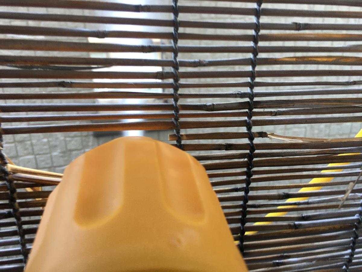 マグナムジェットで蜂の巣を攻撃開始、噴射